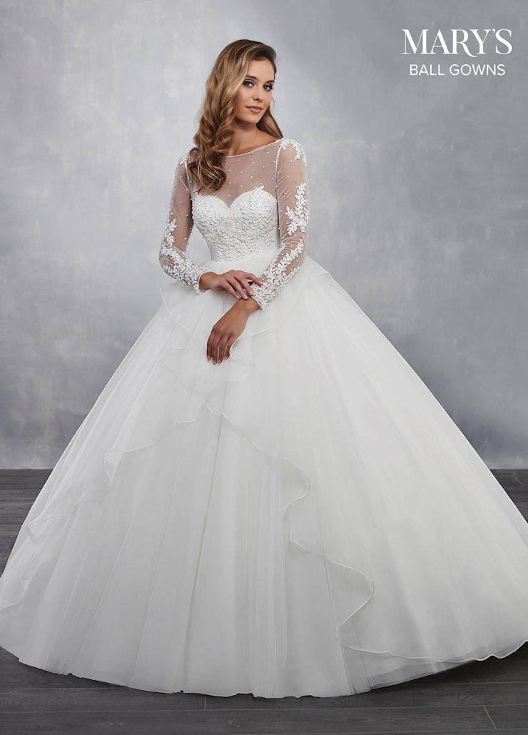 Mary's Bridal MB6041