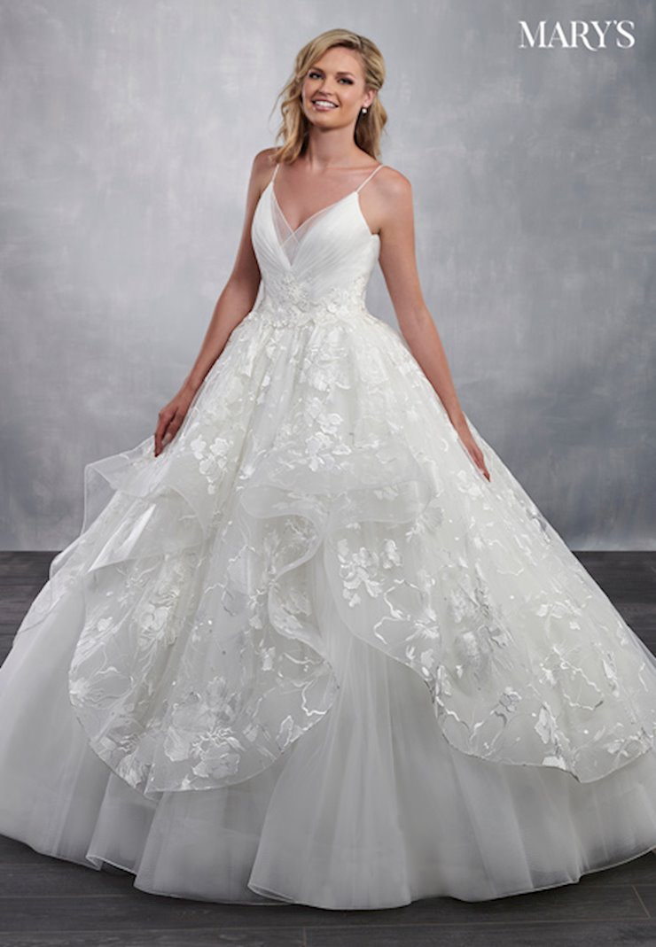Mary's Bridal MB6044