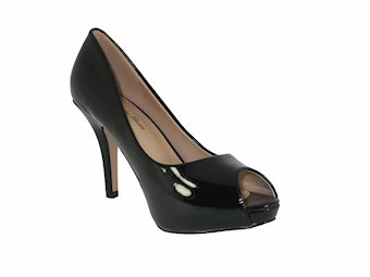 Your Party Shoes Style: Black