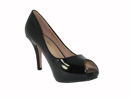 Your Party Shoes Black