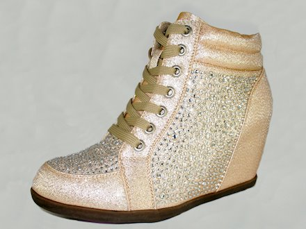 Your Party Shoes Nude