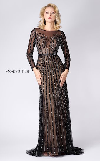 MNM Couture Style 10836