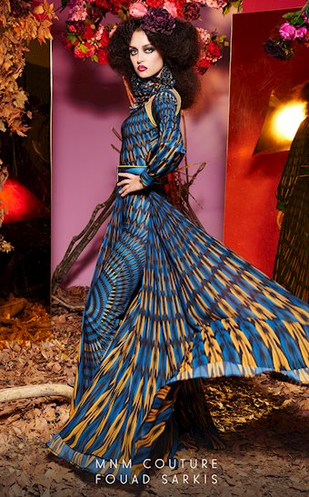 MNM Couture Style #2480