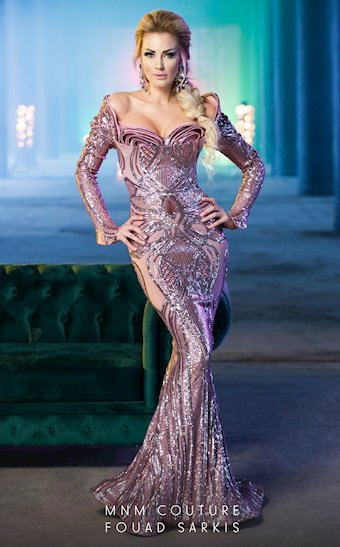 MNM Couture Style #2481