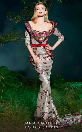 MNM Couture Style #2494