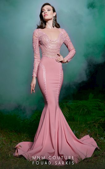 MNM Couture Style #2503