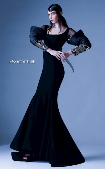 MNM Couture Style #G0957