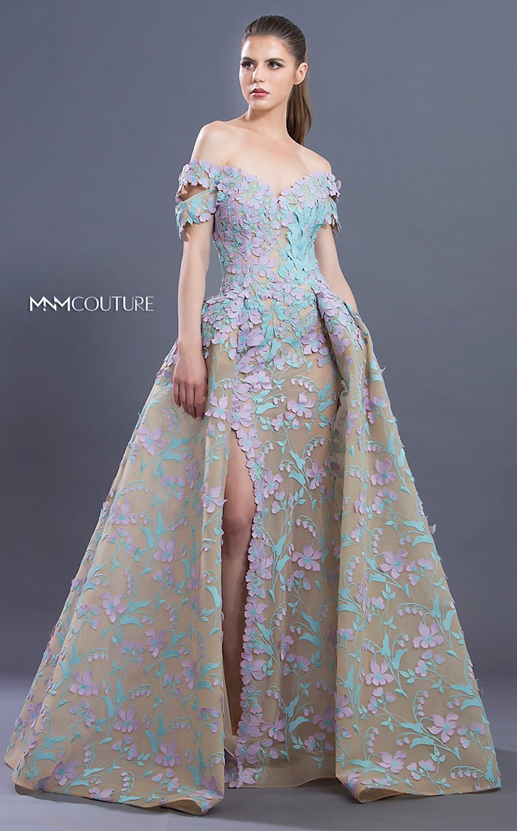 MNM Couture K3637