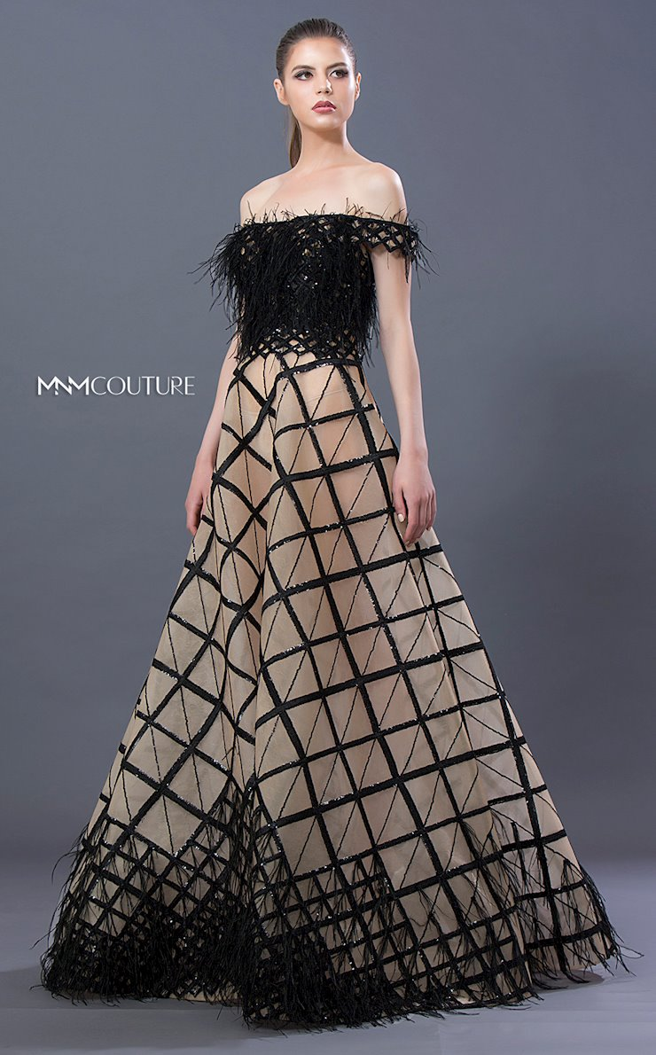 MNM Couture K3643