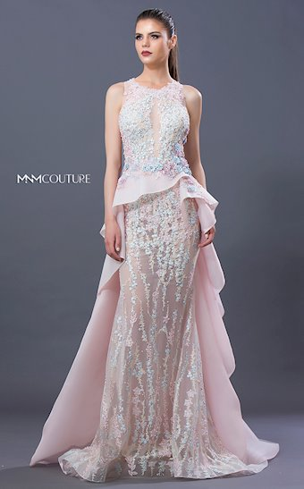 MNM Couture K3658