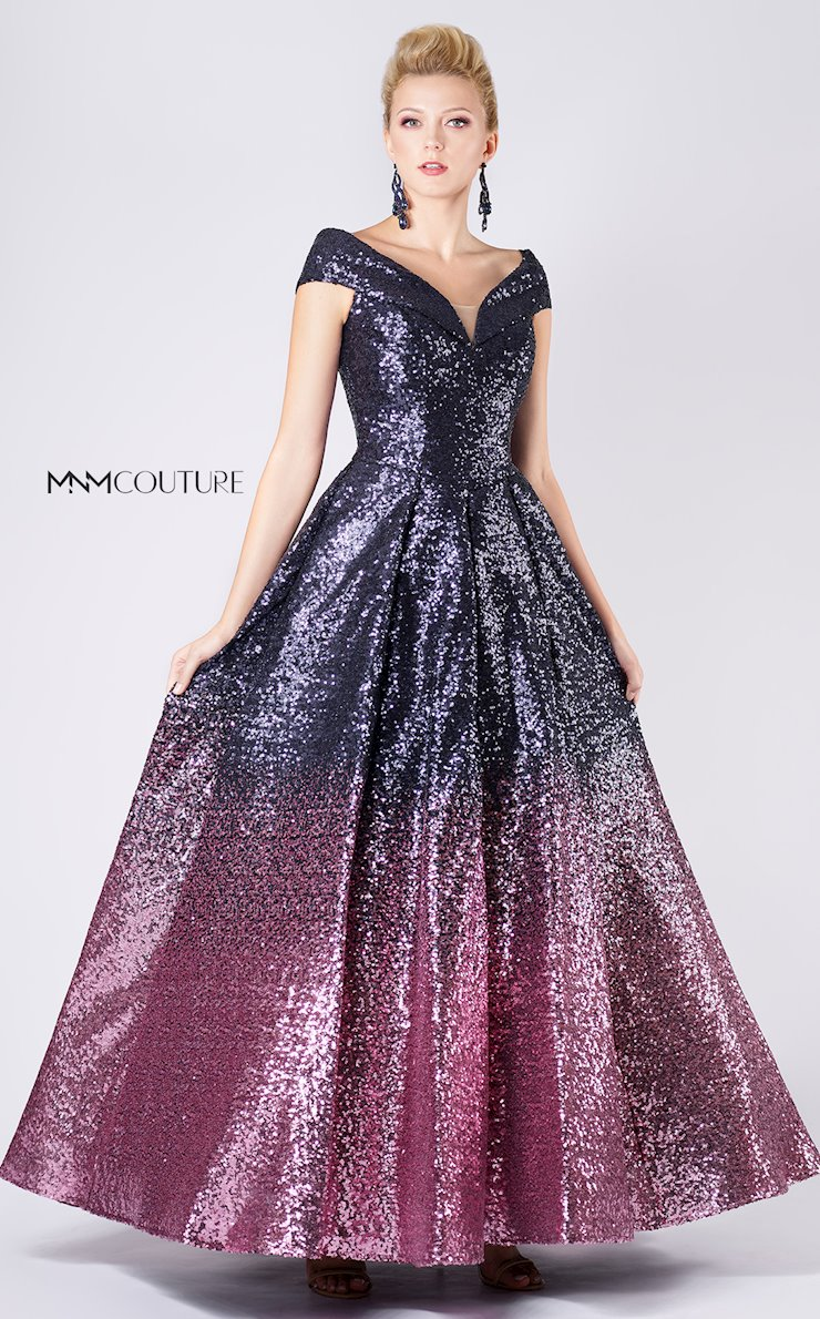 MNM Couture Style #M0009 Image