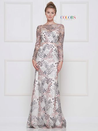 Colors Dress #1830