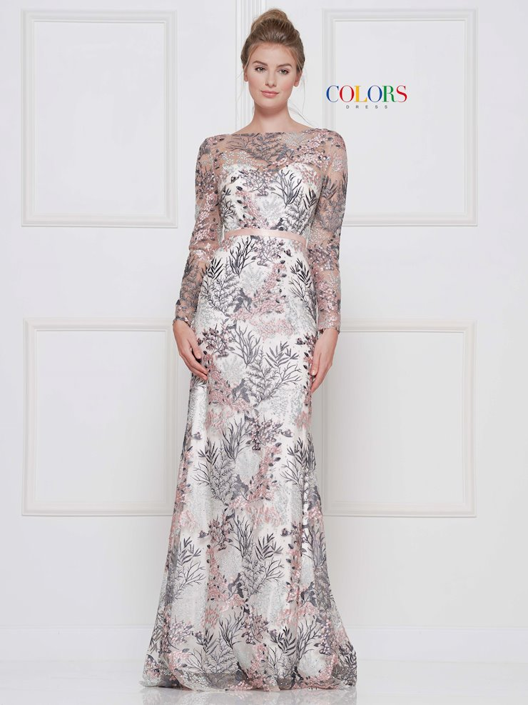 Colors Dress 1830 Image
