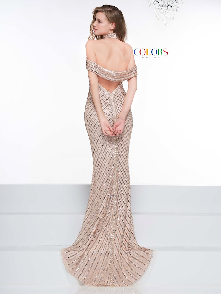 Colors Dress Style #1970