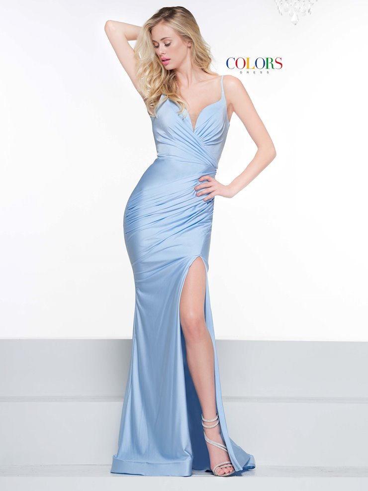 Colors Dress Style No.2032