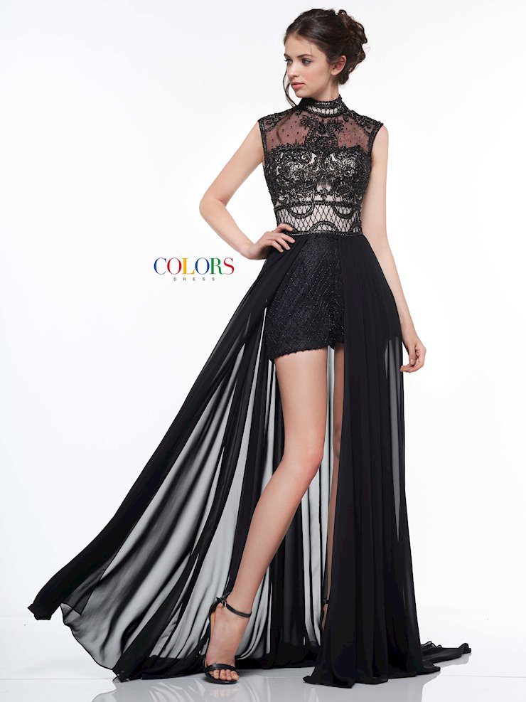 Colors Dress 2036 Image
