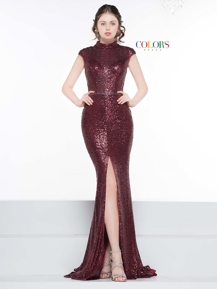 Colors Dress 2040