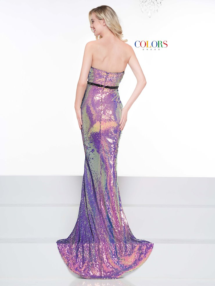 Colors Dress 2041