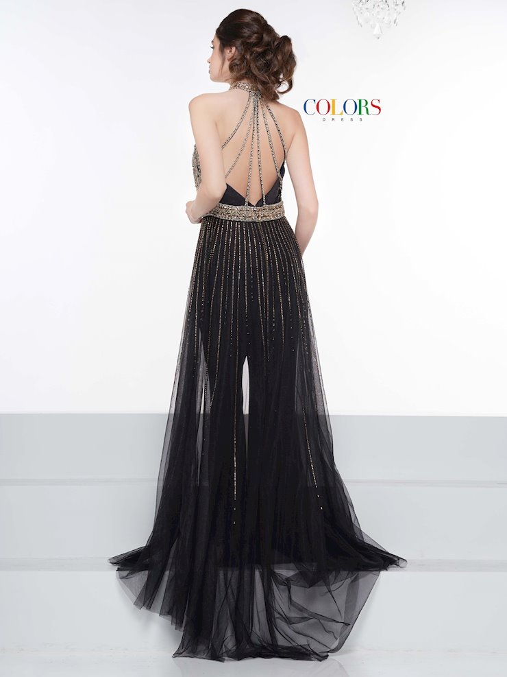 Colors Dress 2043