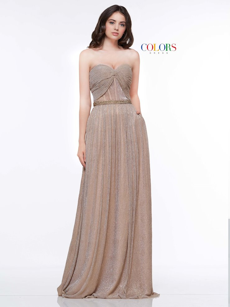 Colors Dress 2044 Image