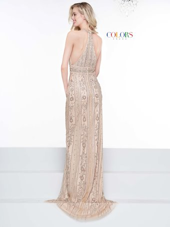 Colors Dress Style No.2045