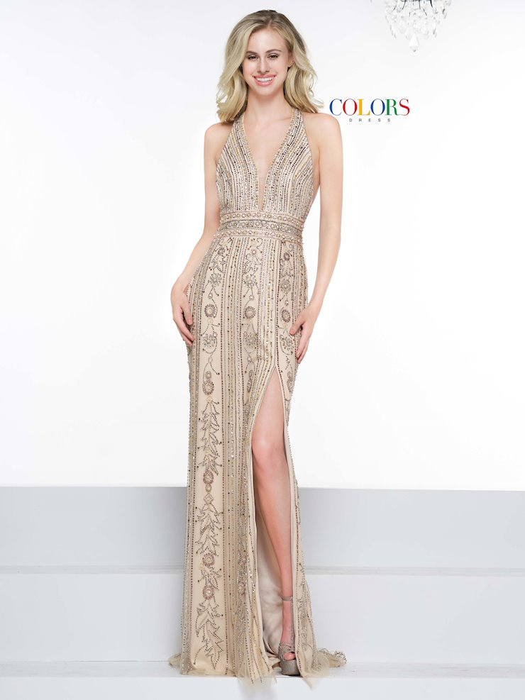 Colors Dress 2045