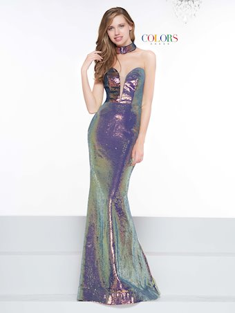 Colors Dress Style No.2048