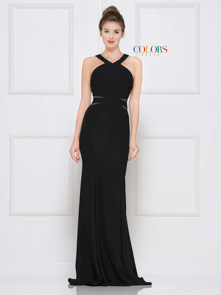 Colors Dress Style No.2049