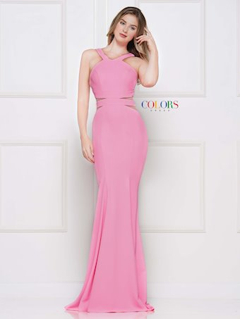 Colors Dress Style #2049