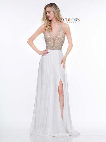 Colors Dress #2051