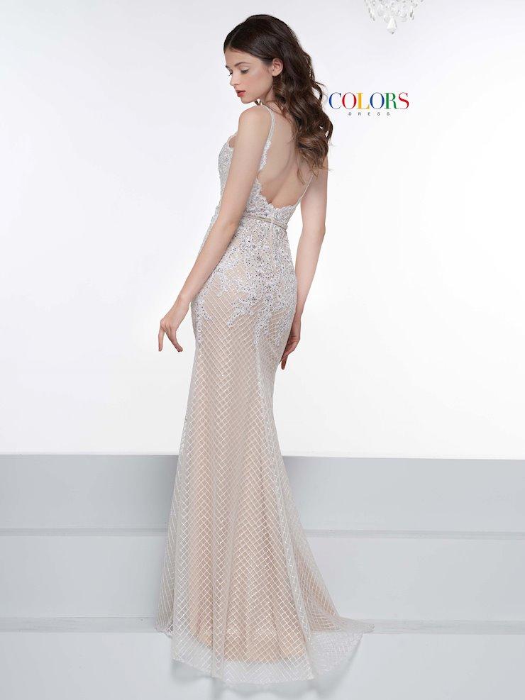 Colors Dress 2053