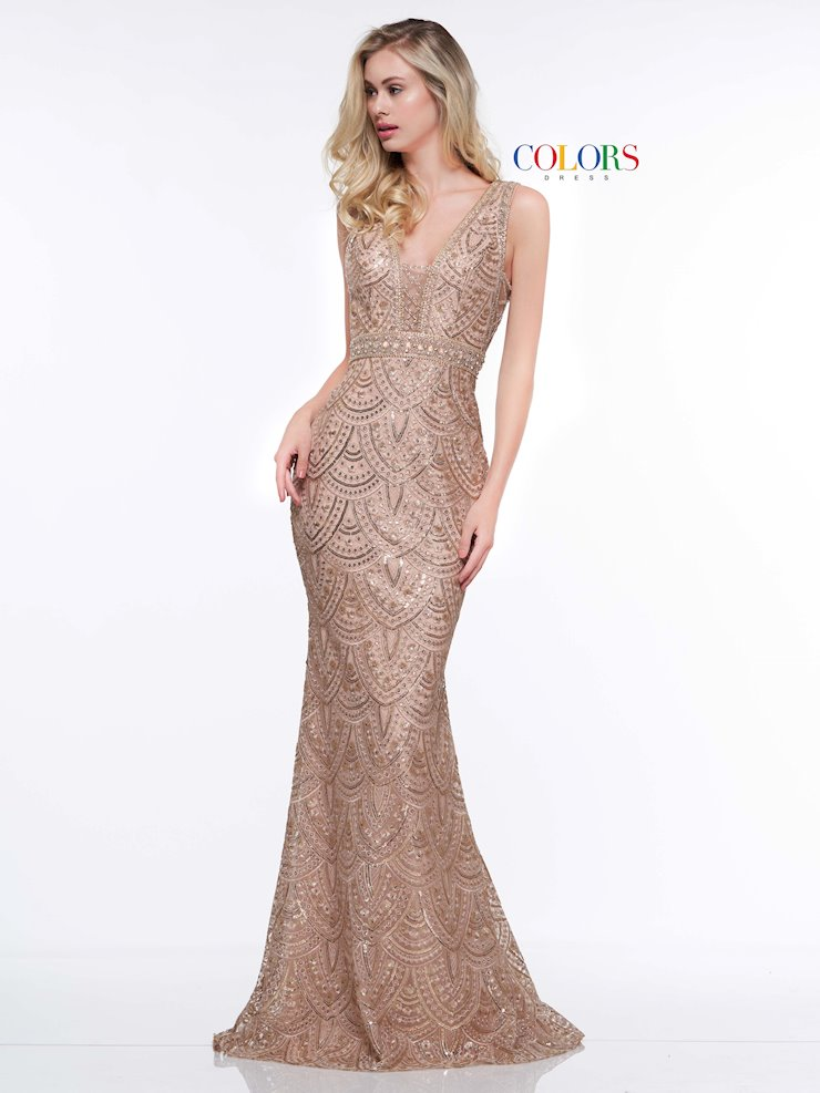 Colors Dress 2054