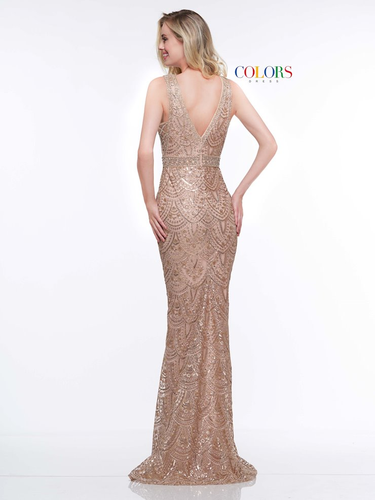 Colors Dress Style #2054
