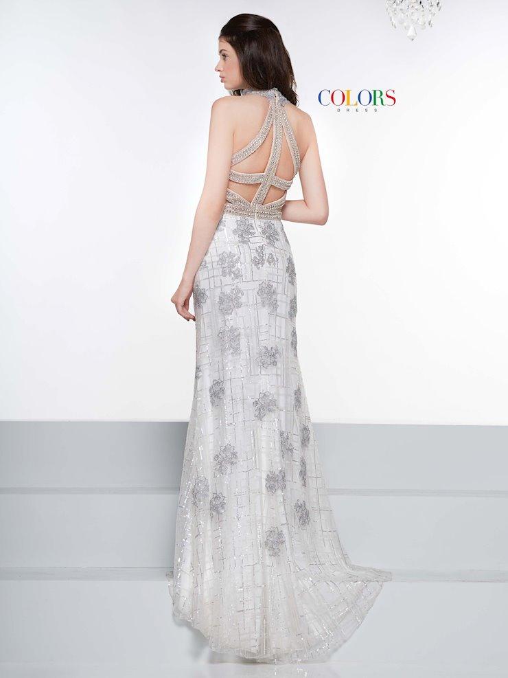 Colors Dress 2056