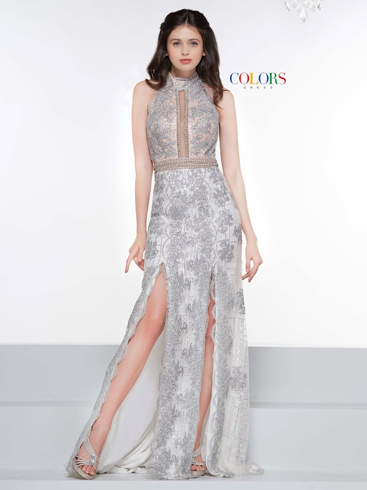 Colors Dress 2056 Image