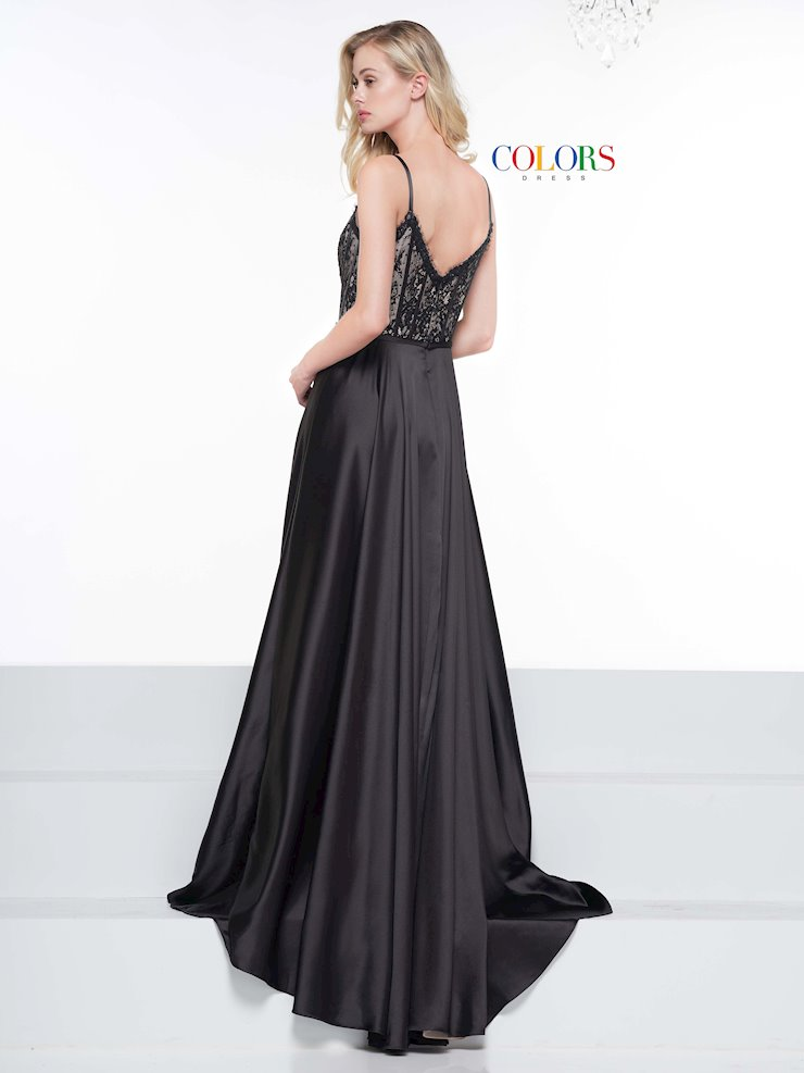 Colors Dress 2057