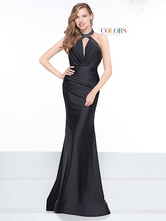 Colors Dress #2059