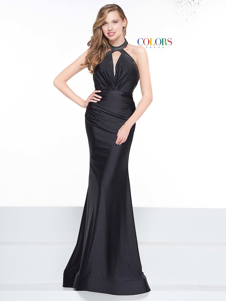 Colors Dress 2059