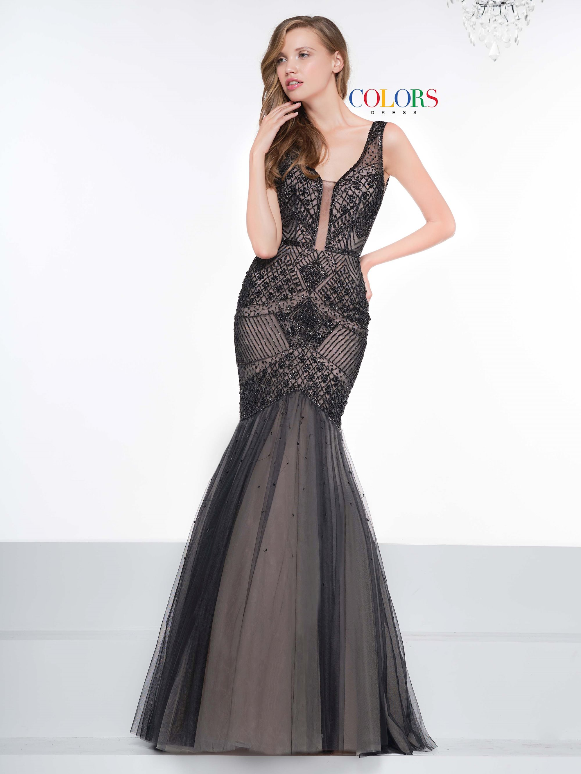 de551b0a30 Colors Dress 2060. Double tap to zoom