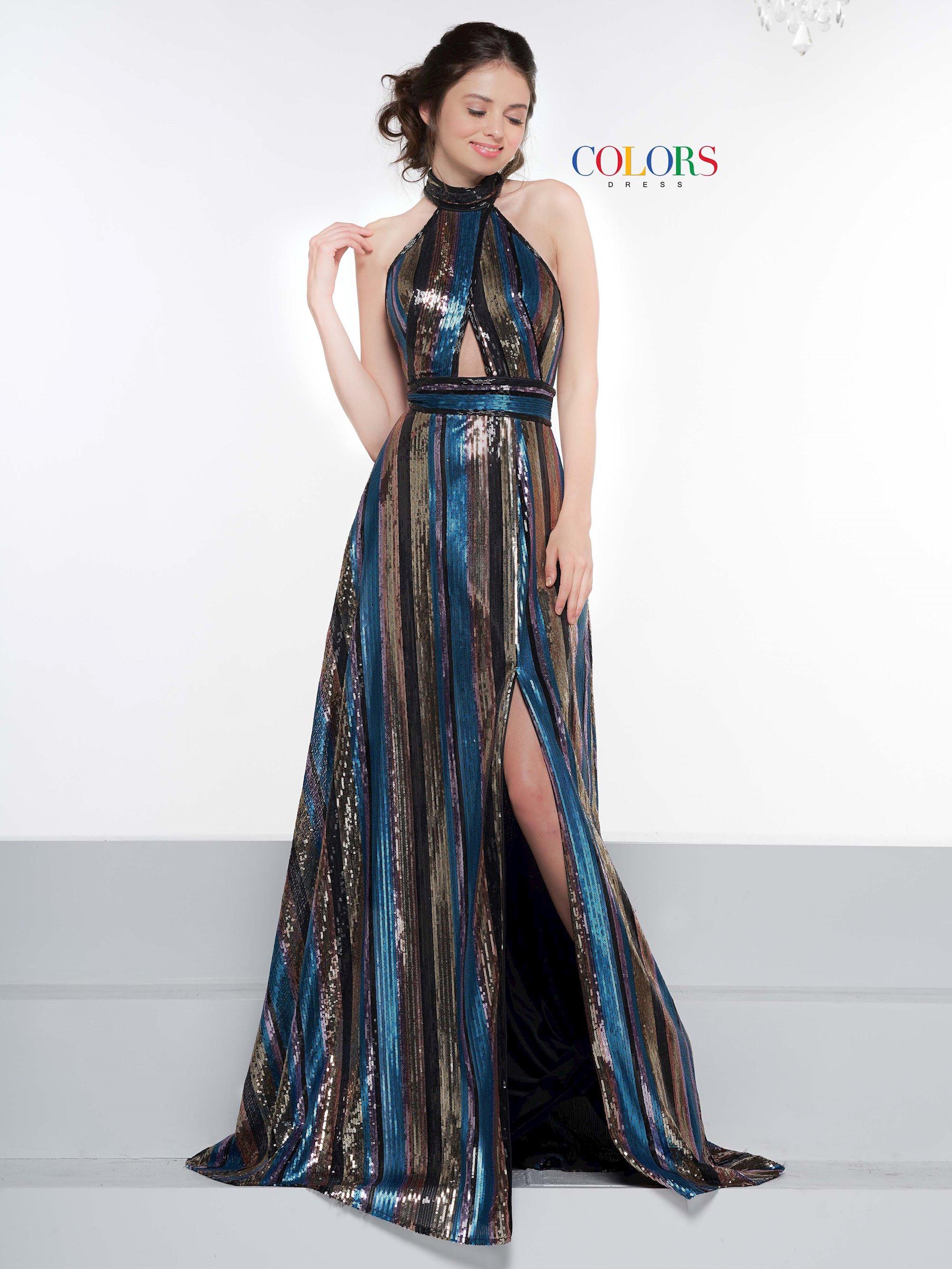 047fc92b5f Colors Dress - 2060