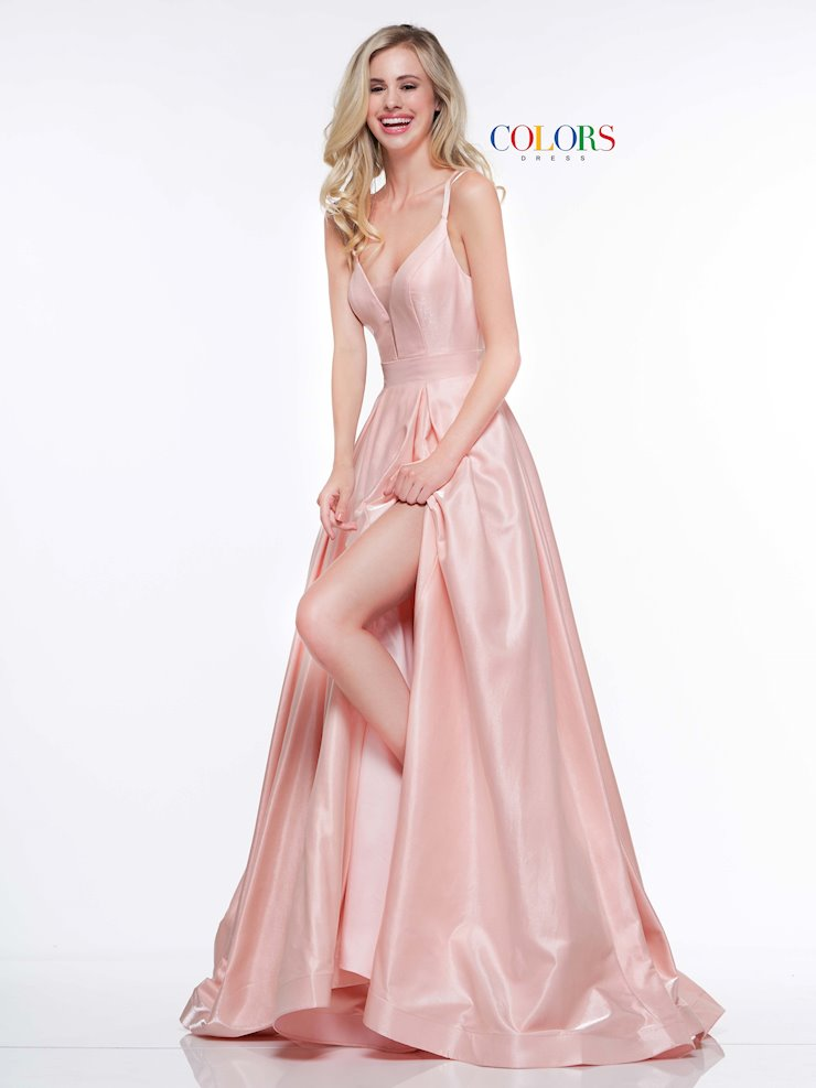 Colors Dress #2062