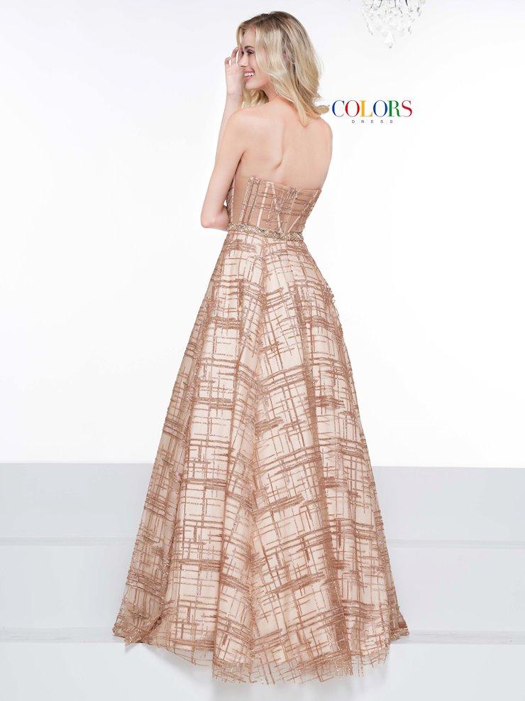 Colors Dress Style #2064