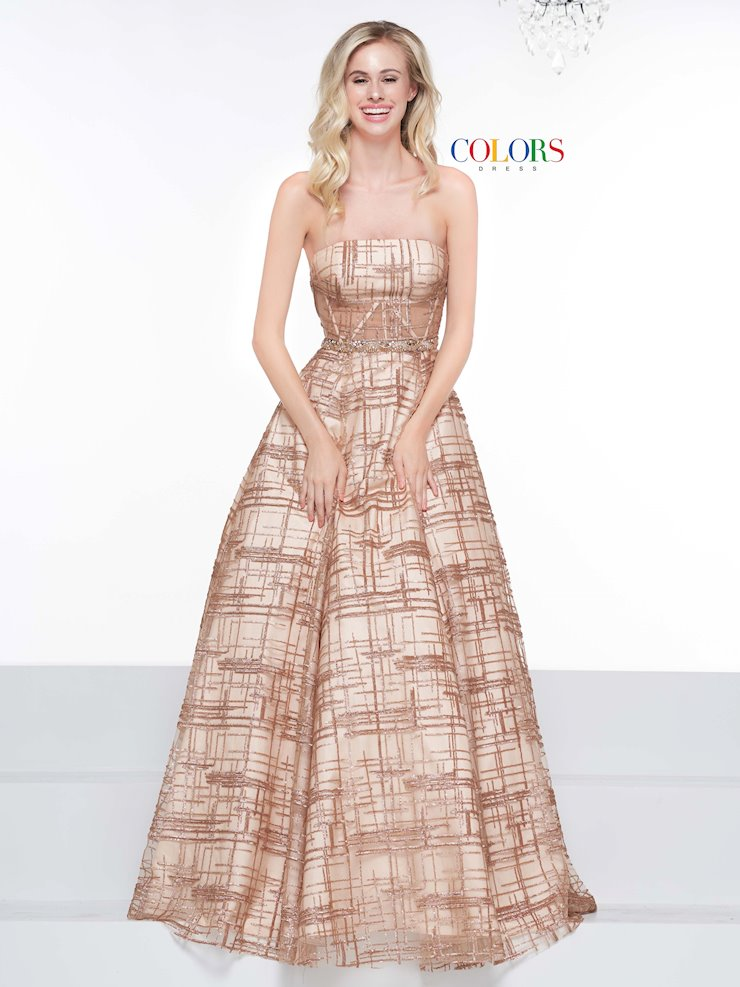 Colors Dress 2064