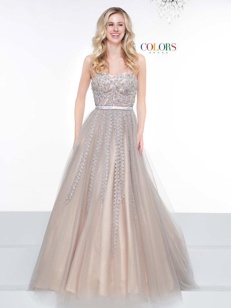 Colors Dress 2065