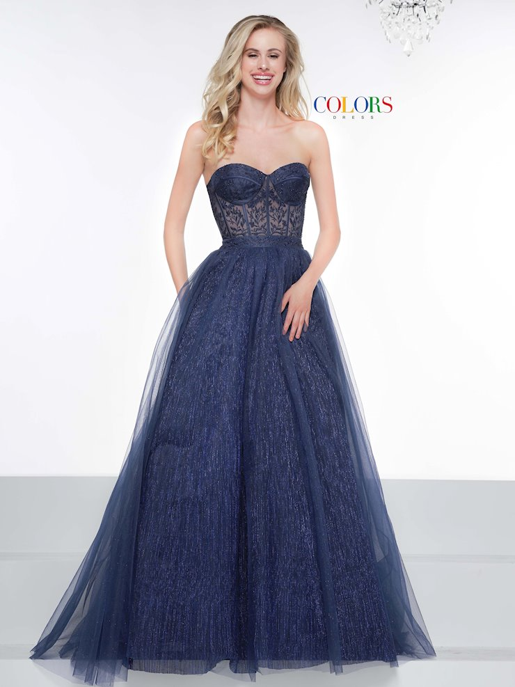 Colors Dress 2066 Image