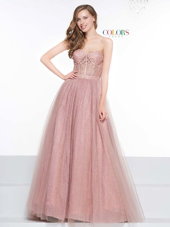 Colors Dress 2066