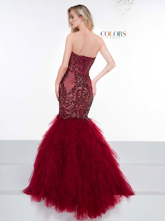 Colors Dress 2067