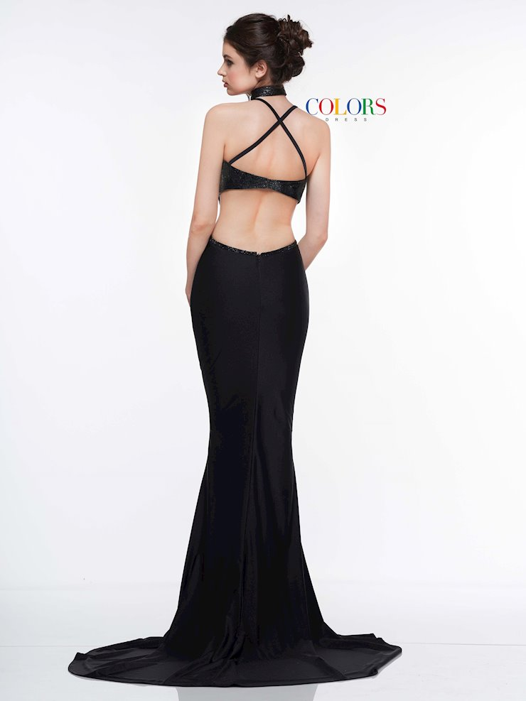 Colors Dress 2070