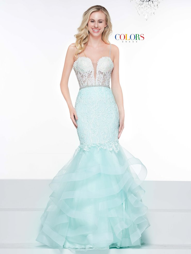 Colors Dress 2071 Image