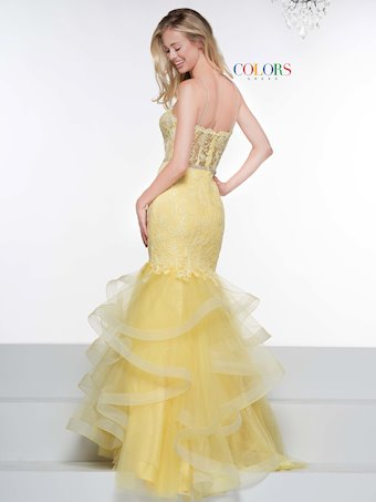 Colors Dress 2071